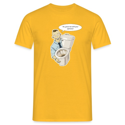 Keep Clean - Miesten t-paita