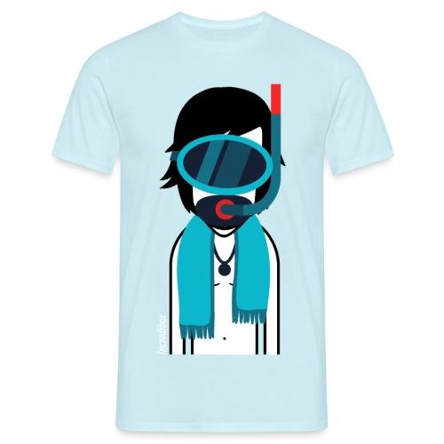 SEA DIVER - T-shirt Homme