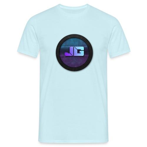 Telefoon hoesje 5/5S met logo - Mannen T-shirt