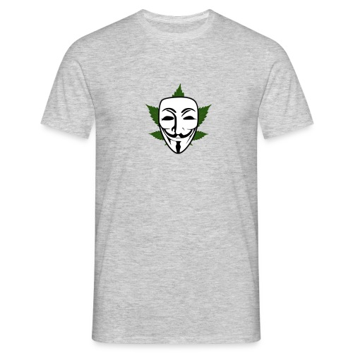 Anonymous - Mannen T-shirt