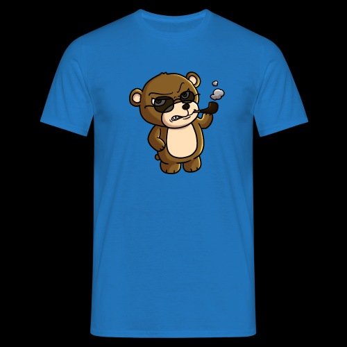 AngryTeddy - Men's T-Shirt