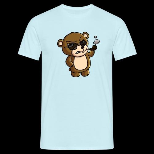 AngryTeddy - Men's T-Shirt