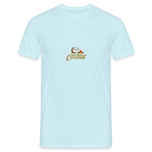 The warm coconut campfire - Men's T-Shirt