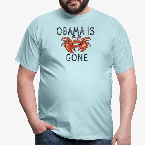 Obama Is Gone - T-shirt Homme