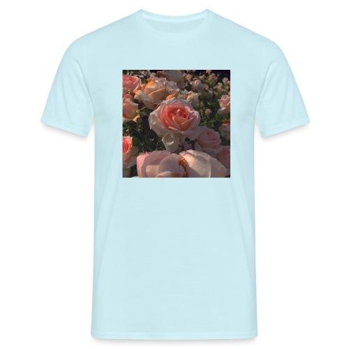 Roses - Camiseta hombre