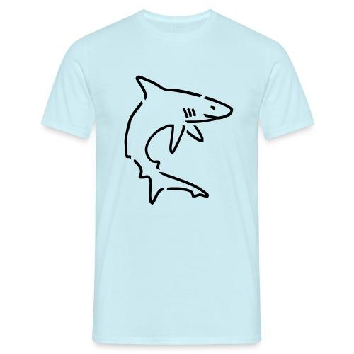 HaiSociety Hai - Männer T-Shirt