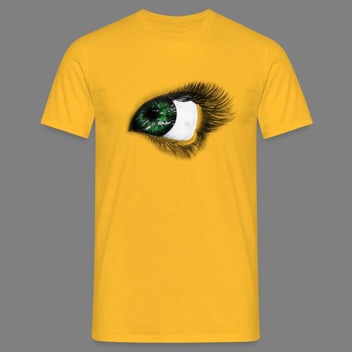 Auge 1 - Männer T-Shirt