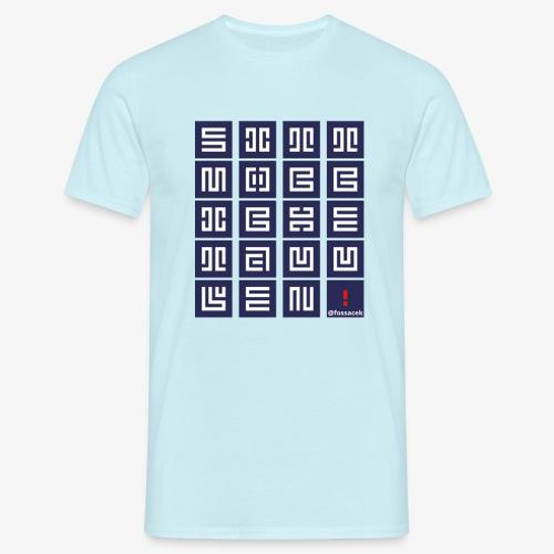 SittMocciche - Maglietta da uomo