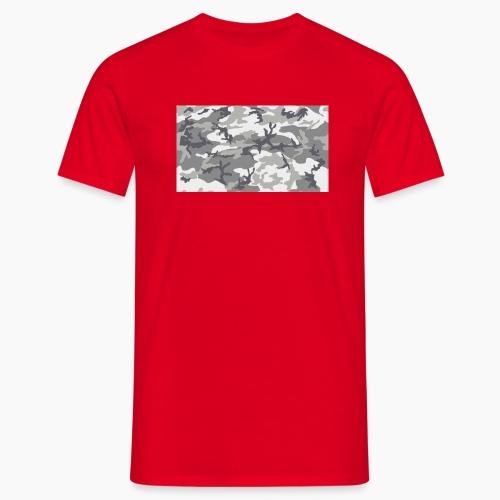urban camo - T-shirt Homme