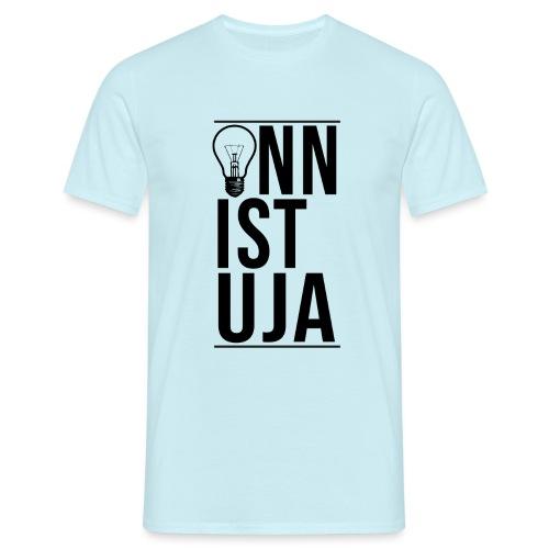 Onnistuja Musta - Miesten t-paita