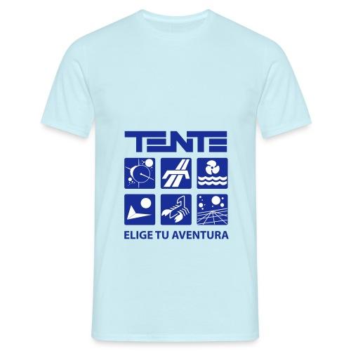 logos series spreadshirt - Camiseta hombre