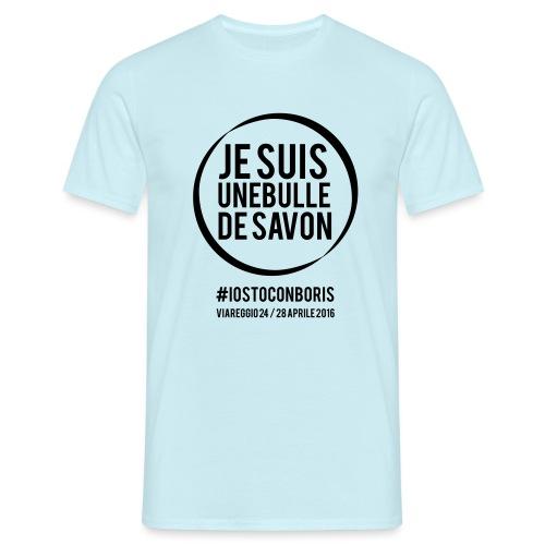 #iostoconboris - Maglietta da uomo