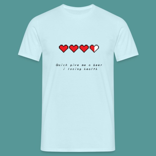 The Legend of Drunk - Mannen T-shirt