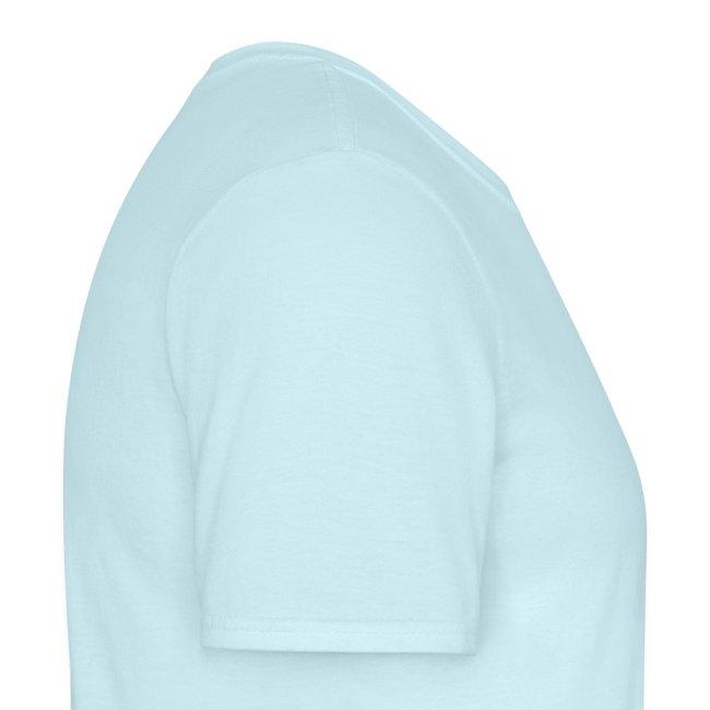 Heavily meditated yoga T-shirt