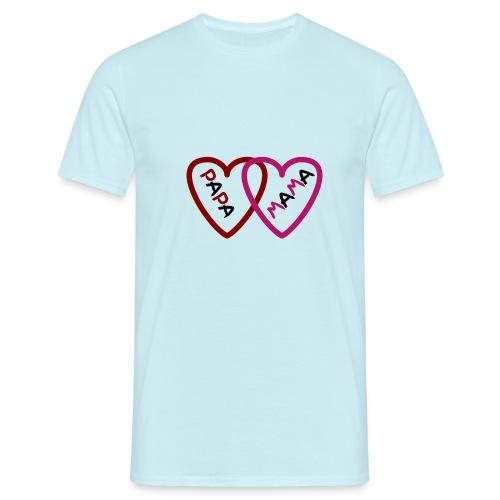 I love you mama I love you mama - T-shirt Homme