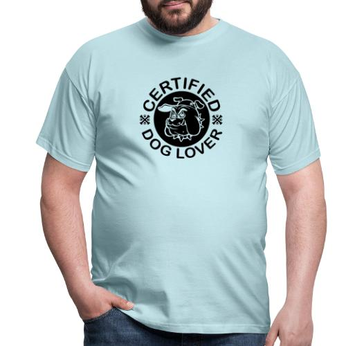 Certified - Männer T-Shirt