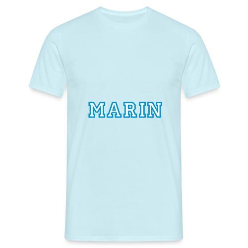 marin - T-skjorte for menn