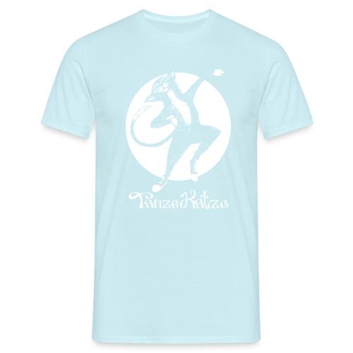 TanzeKatze - Männer T-Shirt