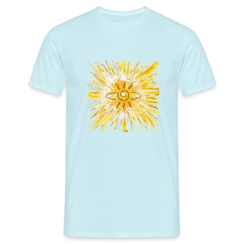 Sternentor der LichtKraft - Männer T-Shirt