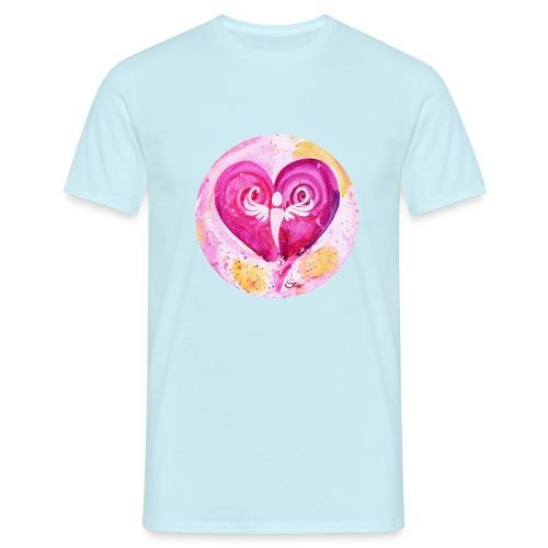 Engel des LiebesGlücks - Männer T-Shirt