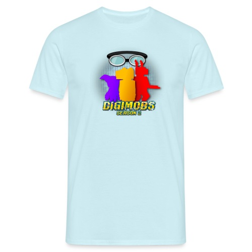 Digimobs Season 2 - Men's T-Shirt