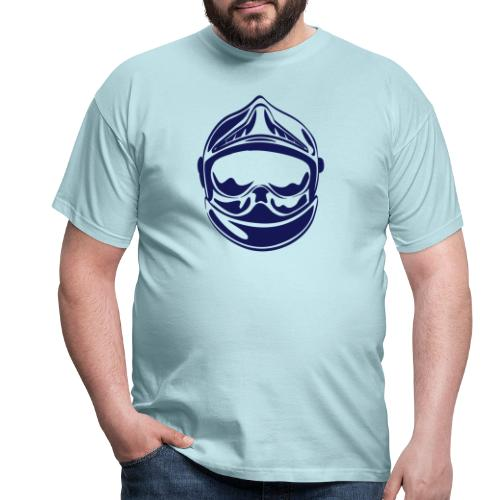 casque_face_2 - T-shirt Homme