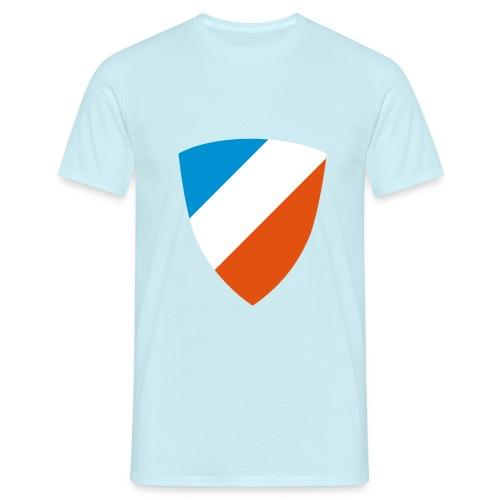 NL shield - Nederland schild - T-shirt Homme