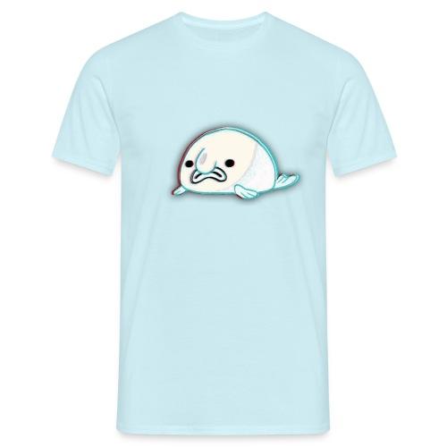 BabeFish logo - T-shirt herr