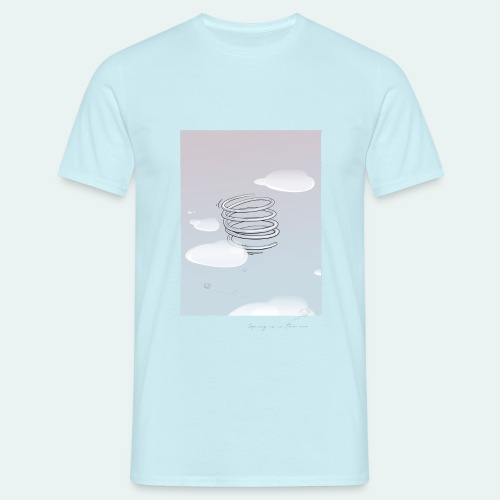 Spring is in the air 02 - T-shirt Homme