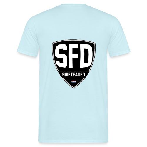 SFTDED W/ Line - Mannen T-shirt