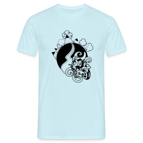 Partir à L'aventure - T-shirt Homme