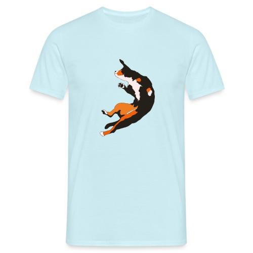 Entlebucher Hopp - T-shirt herr