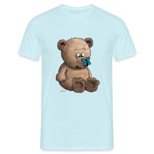 Teddybär - Männer T-Shirt
