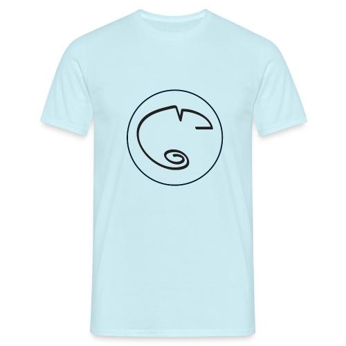 Vandelbar black nur Bild - Männer T-Shirt
