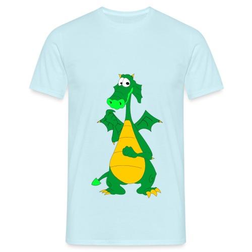 Ung drage - Herre-T-shirt