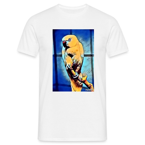 Bird in color - Miesten t-paita