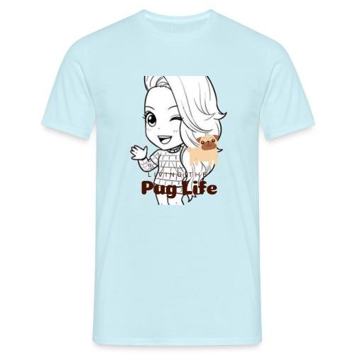 Miss Lopez Pug Life - Camiseta hombre