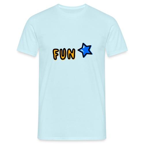 Fun Sign - Männer T-Shirt