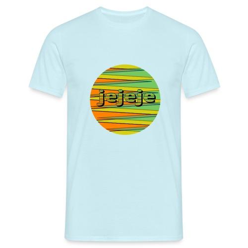 jejeje - Mannen T-shirt