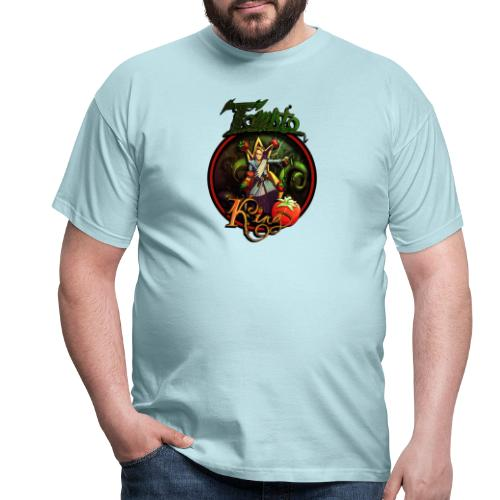 Tomato King - Twitch Back - T-shirt herr