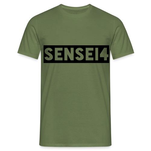 justSensei4 - Miesten t-paita