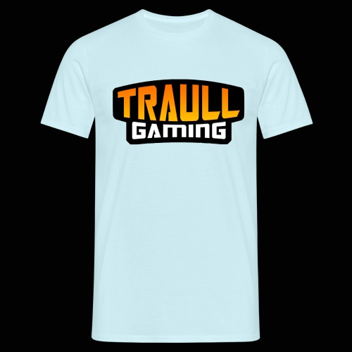 Traull Logo - Men's T-Shirt