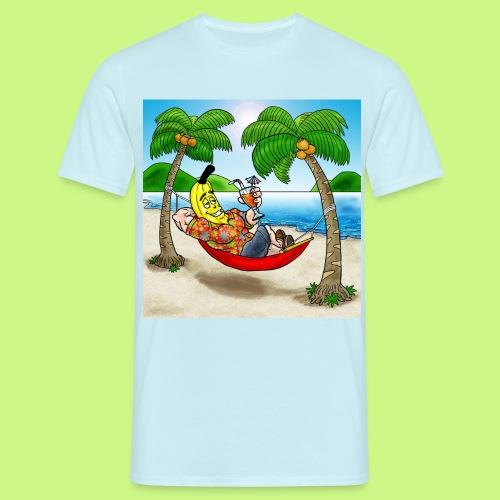 Just Chillin' - Men's T-Shirt