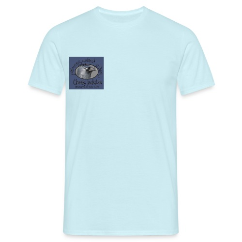 cheeky jackdaw navy - Men's T-Shirt
