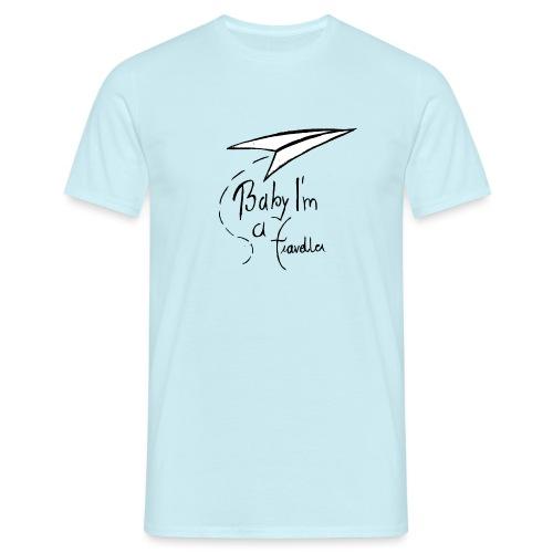 traveller - Männer T-Shirt