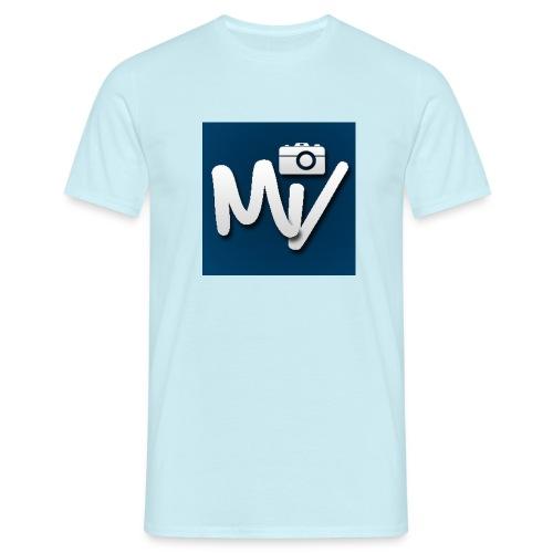 Maxvlogs T-shirt - Mannen T-shirt