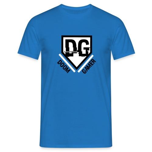 doomgamer galaxy s6 hoesje - Mannen T-shirt