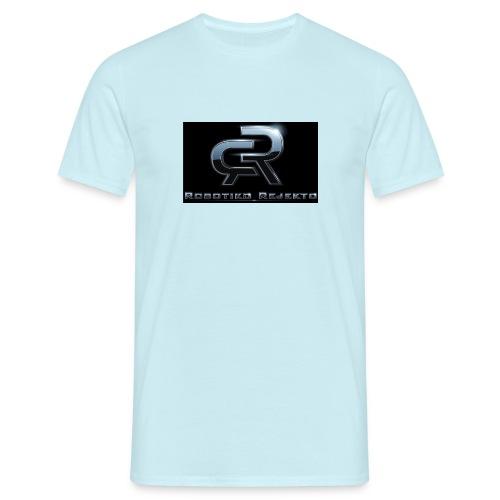 Robotiko Rejekto MEDIUM SIZE short jpg - Men's T-Shirt