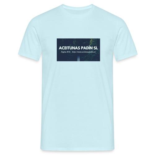 ACEITUNAS PADIN SL - Camiseta hombre