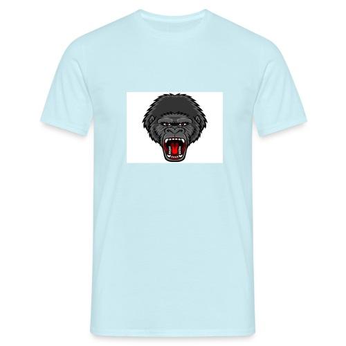 gorilla - Mannen T-shirt